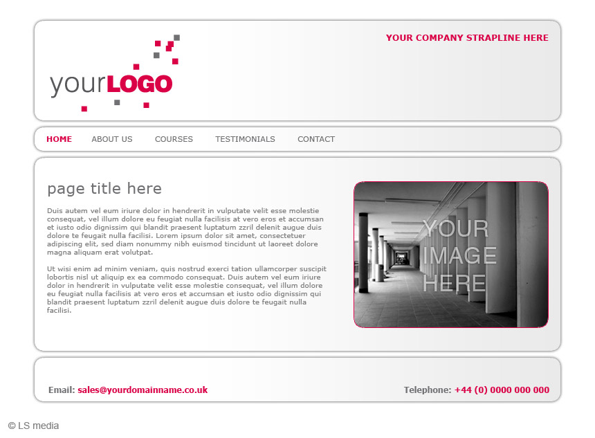 Affordable Web Design Leicester, low cost website design, small ...